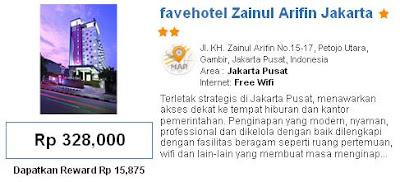 228 Ribuan Hotel Murah Jakarta Yang Pas Buat Kamu