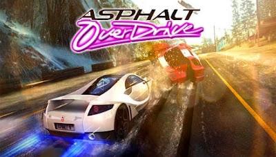 Asphalt Overdrive v1.3.1B MOD APK + DATA
