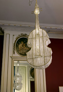 Cool Custom-Made Chandeliers With Bohemian Crystals