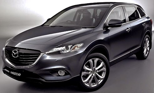 mazda cx9 2015 updates autos post. Black Bedroom Furniture Sets. Home Design Ideas