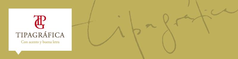 tipagráfica