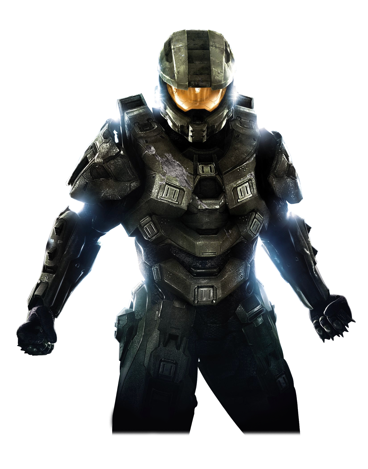 Halo master chief and cortana