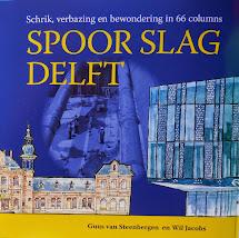 SPOORSLAG DELFT, het boek