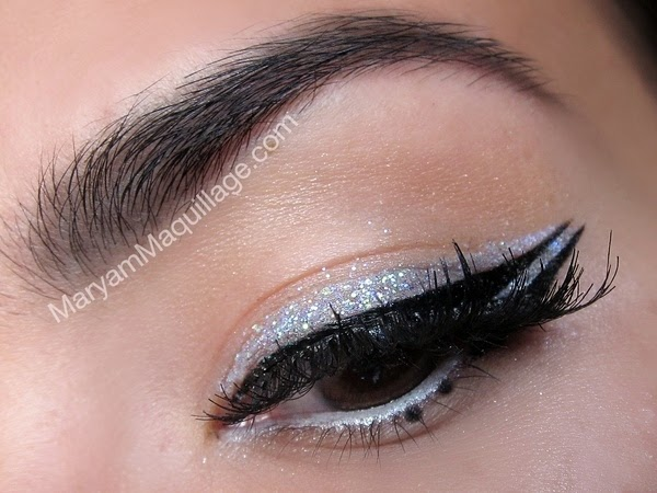 26 Ways To Make Glitter Your New Smokey Eye