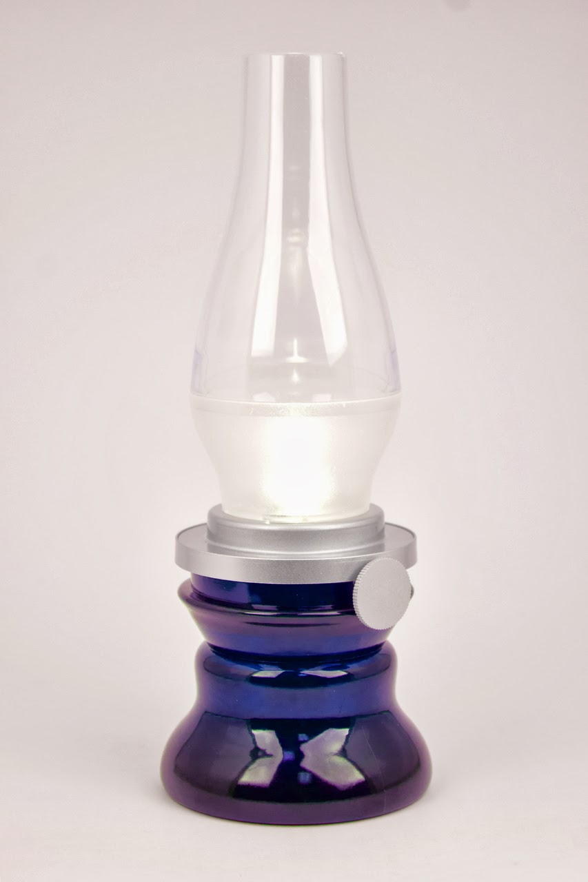 Blue LED Blow Lamp