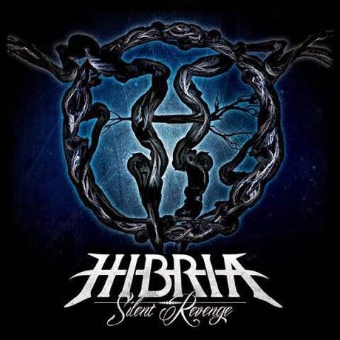 hibria - silent revenge - album - cover