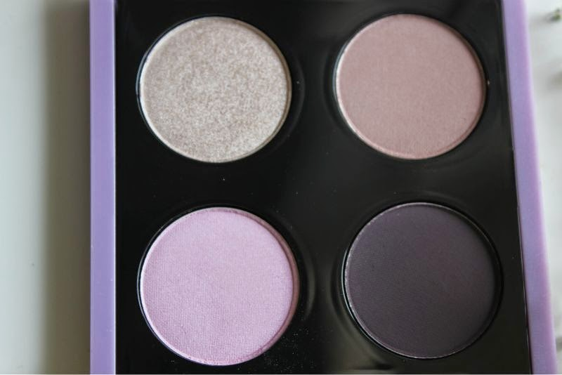 MAC Kelly Osbourne Bloody Brilliant Eyeshadow Quad