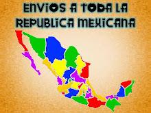 ENVÍOS A TODA LA REPUBLICA