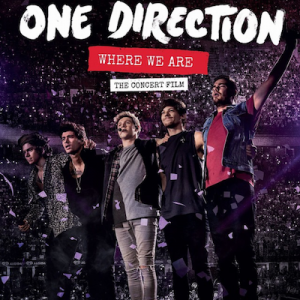 Girls Night At The Where We Are 1D One Direction Movie
