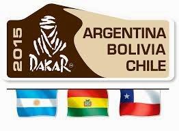 Dakar 2015- Argentina-Bolivia-Chile