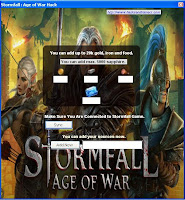 Stormfall : Age of War Cheats Tool