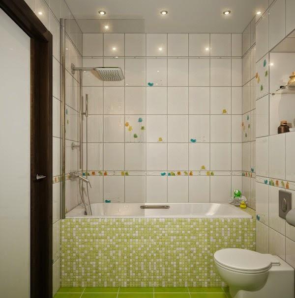 Model kamar mandi minimalis 8
