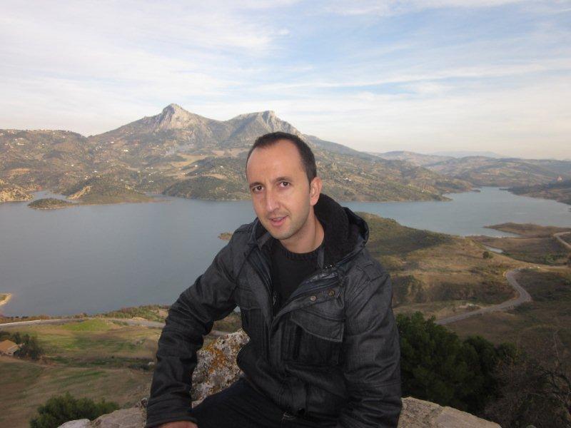 Adrian gonz lvez de casa rural en zahara de la sierra - Casas en zahara de la sierra ...