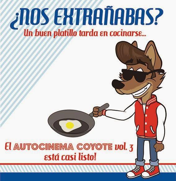 Anuncian regreso del Autocinema Coyote en su tercera versión