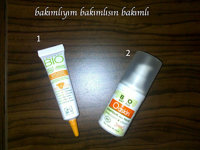 yves rocher eye cream ecocert bio