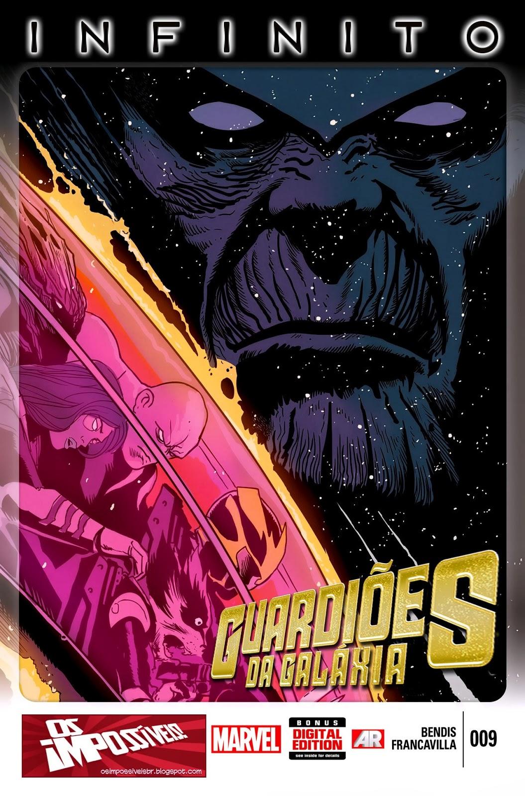 Guardiões da Galáxia #9