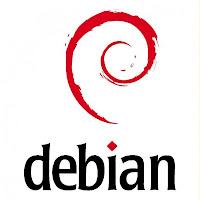 Imagen del logo de Debian
