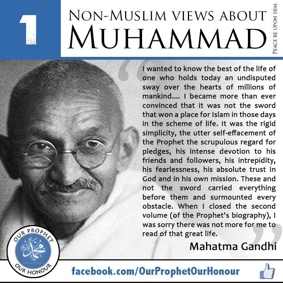 What Religion Did Mahatma Gandhi Follow?