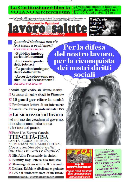 Periodico settembre 2016