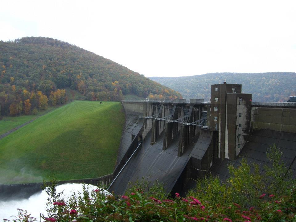Flood Control Dam The Dam is Flood Control
