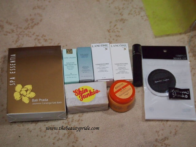 Review : Best Beauty Box Vanity Trove Indonesia  Lidia Ferlina's Blog