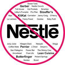 Nestle FREE ZONE