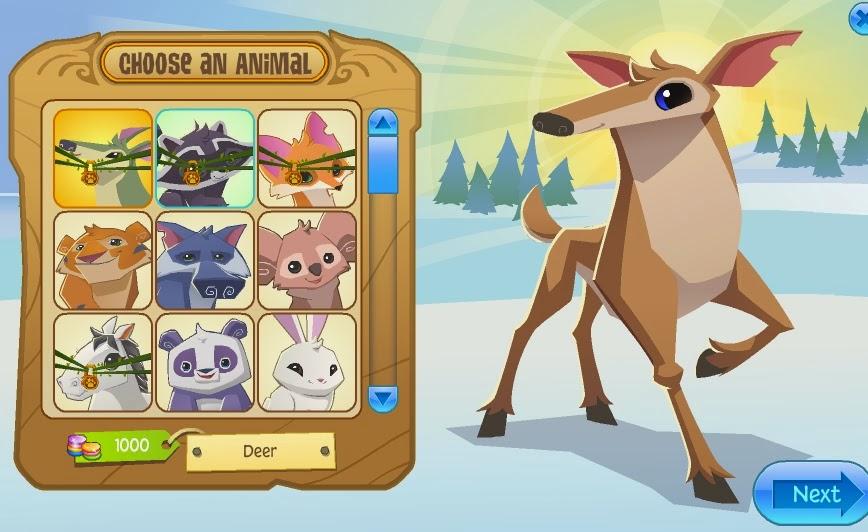 animal jam how to get a diamond animal