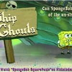 Ship Ghouls Spongebob Game