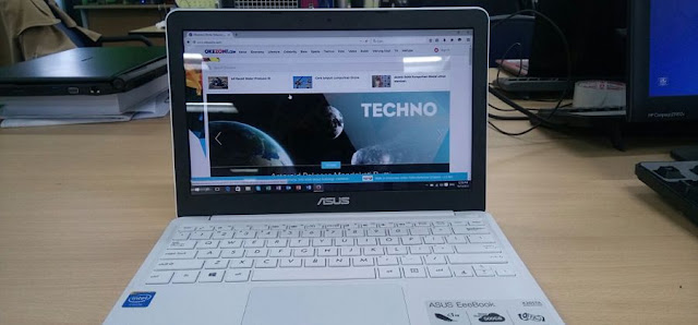 Asus X205TA Notebook