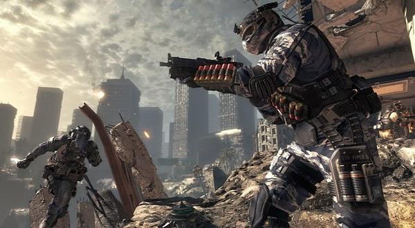 Game Call of Duty: Ghosts Luncur di Bulan Depan