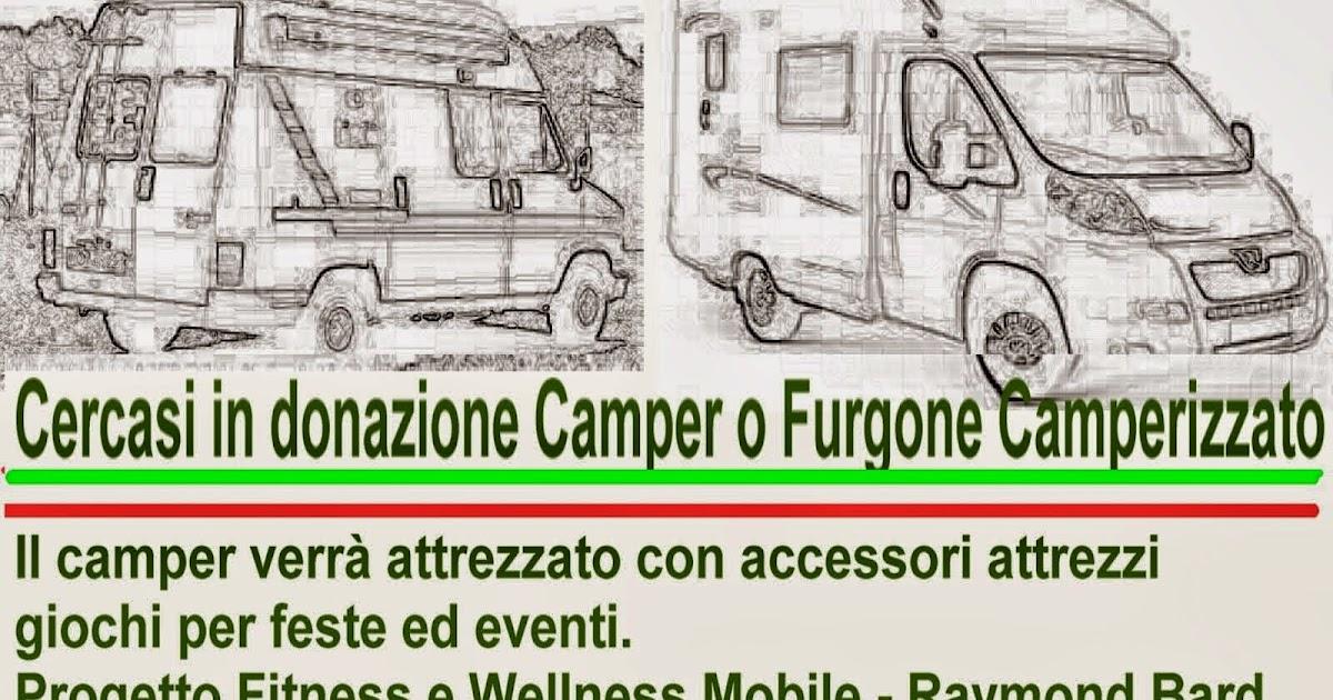 Benessere olistico cerco camper in donazione regalo in for Cerco divano in regalo milano