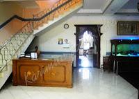 receptionist hotel samudra