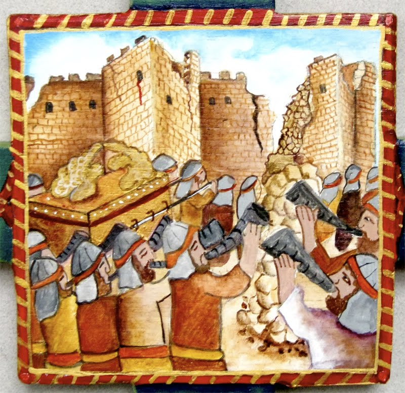 the battle of jericho The battle of jericho called for absolute obedience to god learn the lessons joshua did as you consider this strange miracle and a hero of faith.