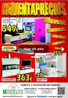 catalogo muebles modesto 1-2013