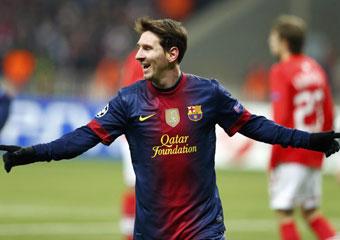 ¡Lionel Messi ya está a cinco goles de Müller!