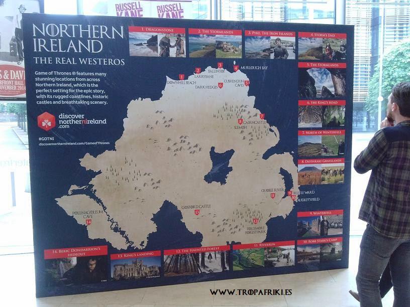 juego de tronos irlanda norte