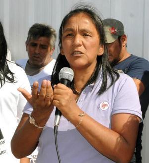 La CTA repudia la detención de Milagro Sala