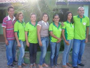 Direção, coordenação e secretaria da ecola