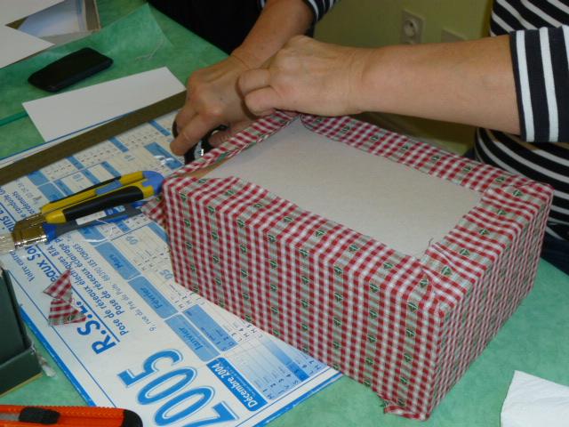 Boite couture en tissu for Boite couture tissu