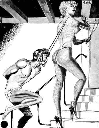 Leading men who spank