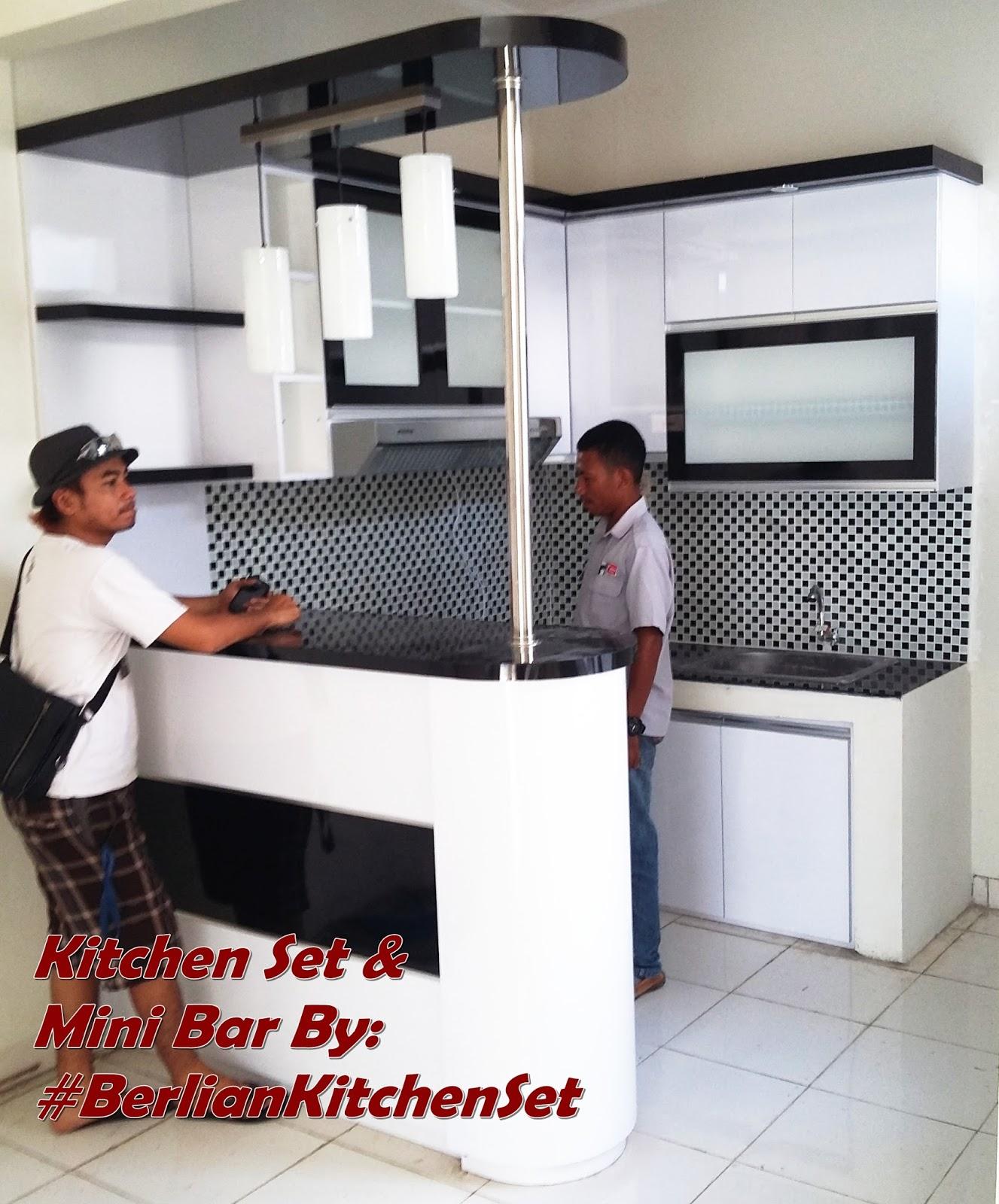 Berlian kitchen set minimalis murah ragam desain kitchen set for Kitchen set dibawah 5 juta