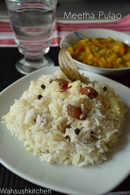 sweet basmati rice
