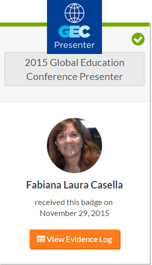 Global Education Conference 2015