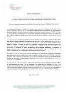 UN RECURSO VECIÑAL PODE ABORTAR O PXOM DE VIGO (ANO 2008)