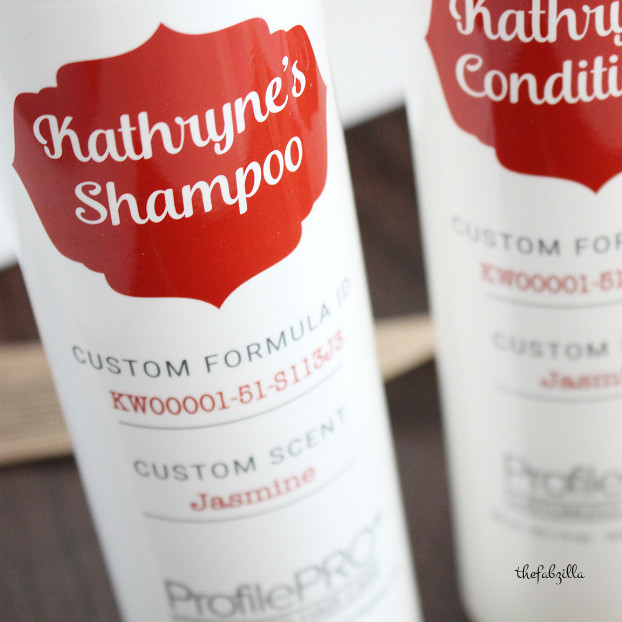 Customized Haircare, Profile Pro Haircare, Review