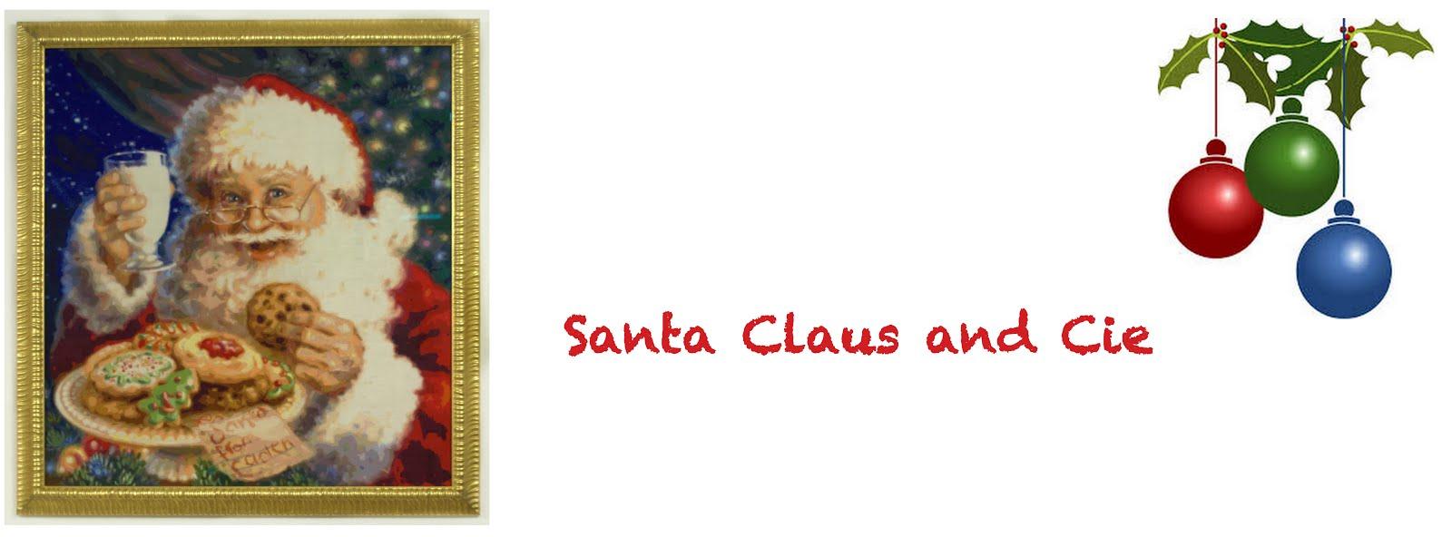 santa claus and cie