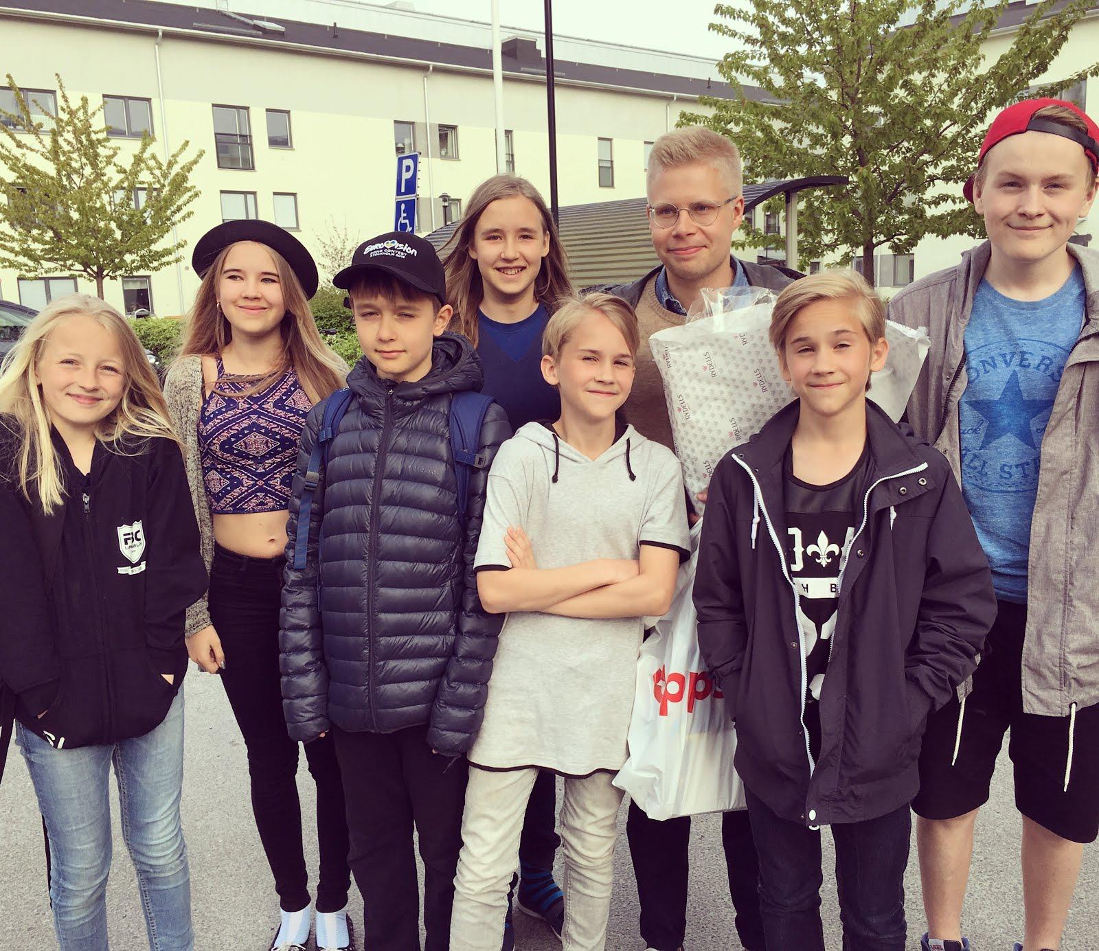 Nuorten ryhmä Kipinä