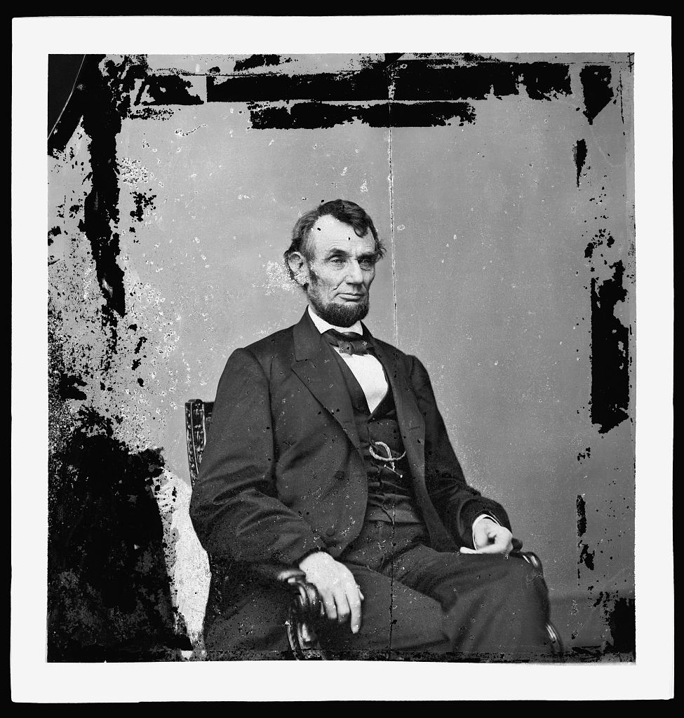 All This Is That Lanky Link Abraham Lincoln S Many