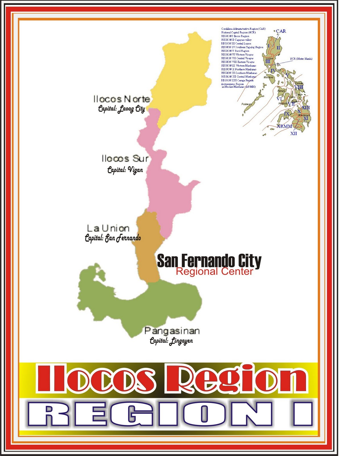 Region 1 Philippines Related Keywords - Region 1 Philippines Long ...