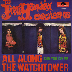 All Along The Watchtower cover image from Bobby Owsinski's Big Picture production blog